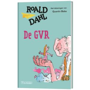 De Fantastische Bibliotheek van Roald Dahl - De GVR