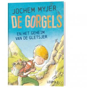 De Gorgels - De gorgels en het geheim de gletsjer