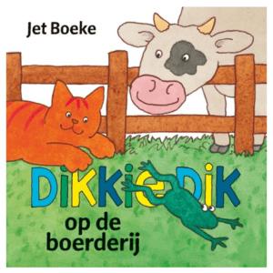 Dikkie Dik - Op de boerderij