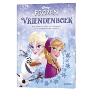 Disney Violetta - Frozen vriendenboek