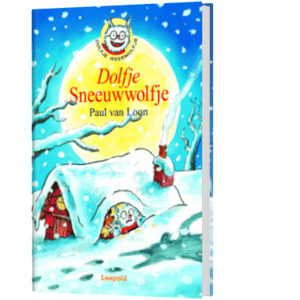 Dolfje Weerwolfje 8 - Dolfje Sneeuwwolfje