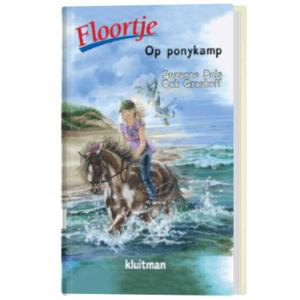 Floortje op ponykamp