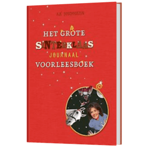 Grote Sinterklaasjournaal voorleesboek