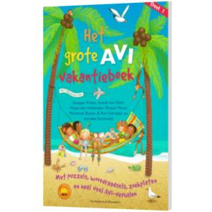Het grote AVI vakantieboek