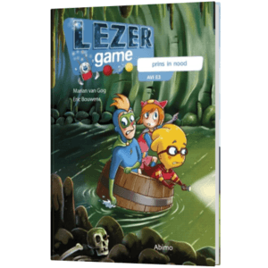 Lezergame - Prins in nood
