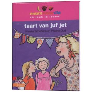 Taart van juf Jet